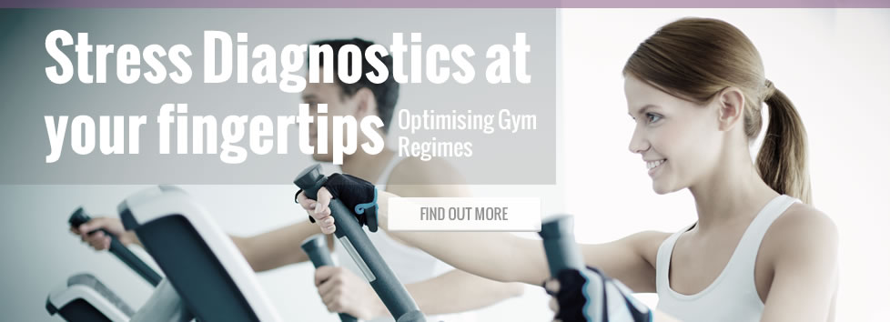 Stress Diagnostics at your fingerstips - Optimising Gym Regimes